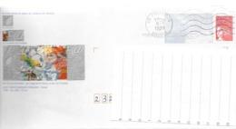 Enveloppe PAP Illustrée AUBUSSON CREUSE 23 Oblitérée 1999 - Postal Stamped Stationery