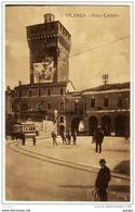 VICENZA PORTA CASTELLO ANIMAZIONE E TRAM - Vicenza