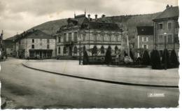 CP 88 Vosges Val D'Ajol La Mairie - Frankreich