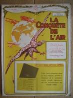 LA CONQUETE DE L'AIR 1932 N°6 -Roadster F.N. 8 Cyl.- MEETING DEURNE-RAID PARIS-DJIBOUTI-DAKAR-PARIS :d'ESTAILLEUR-CHAN. - AeroAirplanes