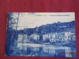 CPA - Boussay - Le Village De Chaudron-sur-Sèvres - Boussay