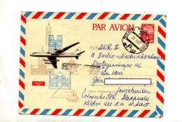 Lettre Entiere  Avion Electricité Cachet Illustré Avion Monument - 1923-1991 URSS