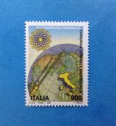 1998 ITALIA FRANCOBOLLO NUOVO STAMP NEW MNH** CONGRESSO CHIRURGIA ENDOSCOPICA - 1991-00: Mint/hinged