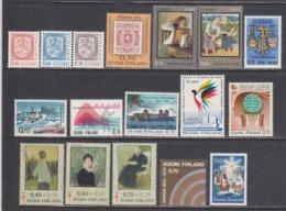 Finland 1975 - Year Set Complete, Mi-Nr. 760/76, MNH** - Finland