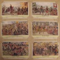 6 Chromo Liebig : Les Clans écossais. 1961. S 1755 - Liebig