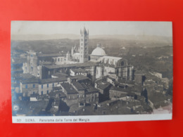 Siena - Panorama Dalla Torre Del Mungia - Siena