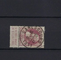 N°77 GESTEMPELD Carlsbourg 1911 COBA € 10,00 SUPERBE - 1905 Thick Beard