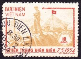 Vietnam North 1954 Michel # 12a, Cancel NH, - Vietnam