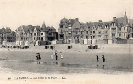 La Baule Animée Les Villas De La Plage - La Baule-Escoublac