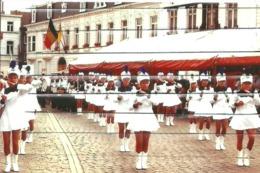 SUEDE -  HELSINGBORG - PHOTO DES MAJORETTES - Music And Musicians
