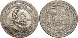 Taler, 1622, Ferdinand II., Hall, Dav. 3125, Ss-vz.  Ss-vz - Austria