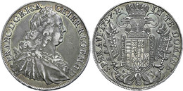 Taler, 1757, Franz I. Stefan, HA, Hall, Dav. 1155, Schöne Patina, Vz+. - Austria