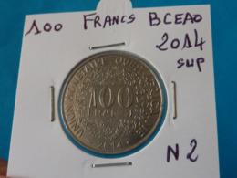 100 FRANCS CFA B.C.E.A.O ANNNÉE 2014 Sup ( Livrée Sous étui H B ) - Togo