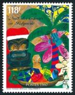 POLYNESIE 1997 - Yv. 554 ** SUP  Faciale= 0,99 EUR - Noël Des Enfants  ..Réf.POL24702 - Polynésie Française