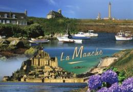 50 La Manche / Les Iles Chaussey / La Phare De Gatteville / Le Mont Saint Michel / Granville / Multi Vues - Unclassified