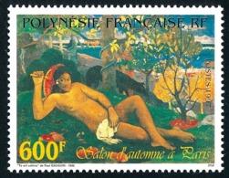 POLYNESIE 1997 - Yv. 553 ** SUP  Faciale= 5,04 EUR - Salon D'Automne. Tableau De Paul Gauguin  ..Réf.POL24701 - Polynésie Française