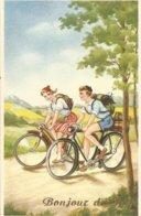Bonjour De Spa Cyclistes Velo - Spa