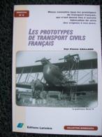 LES PROTOTYPES DE TRANSPORT CIVILS FRANCAIS AEREI AVIAZIONE - AeroAirplanes