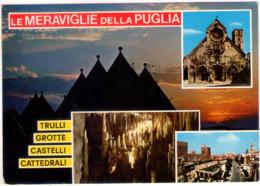 Le Meraviglie Della Puglia. Multivisione. VG. - Italia