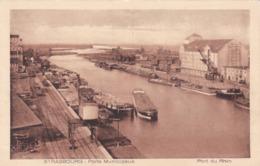 STRASBOURG - Ports Municipaux, Péniches  (1J) - Houseboats