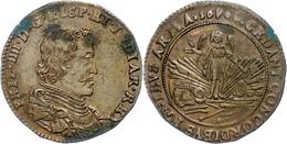 Jeton, Kupfer, 1660, Philipp IV., Dugn. 4160, Ss-vz.  Ss-vz - Paesi Bassi
