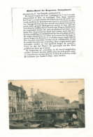 398/30 -- GENT MIDDEN - Petite Collection Carte-Vue Du Bureau , 5 Télégrammes , 3 Timbres. - Telegraph