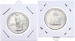 1/2 Dollar, 1925, 150. Jahrestag Der Schlacht Von Lexington Und Concord, KM 156, Berieben, Ss.  Ss - United States