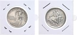 1/2 Dollar, 1925, Errichtung Des Denkmals Auf Dem Stone Mountain Zu Ehren Der Konföderierten Armee, KM 157, Vz.  Vz - United States