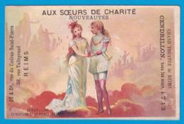 IMAGE AUX SOEURS DE CHARITE CENSIER-BRODIER REIMS / GRAND THEATRE DE REIMS CENDRILLON TOUS LES SOIRS - Autres