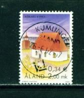 ALAND  -  2000 Kokar Church 2m Used As Scan - Aland