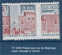 """FR Variétés YT 2015 """" Réunion De La Franche-Comté """" Super Piquage à Cheval - Variétés Et Curiosités"""
