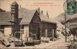 Sentein Mines Minier - France