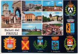 Saluti Dal Friuli. Multivisione. VG. - Italy