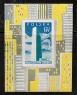 POLAND   Scott # 763A** VF MINT NH Souvenir Sheet (SS-472) - Blocks & Sheetlets & Panes