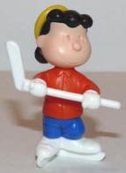 Kinder Ferrero Componibili - K.00 N.57 - Peanuts - Lucy - Montabili