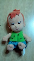 Kinder Maxi Sorprese - K 00 Flintstones -  Ciottolina - Maxi (Kinder-)