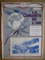 LA CONQUETE DE L'AIR 1932 N°11 - GRAF ZEPPELIN - VICKERS VESPA - LOCKHEED-ORION-FOKKER F VIIa- Teddy FRANCHOMME - AeroAirplanes
