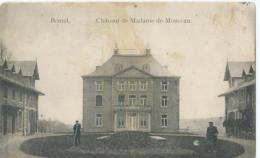 Bomal - Château De Madame De Monceau - Durbuy