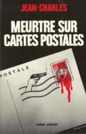 Jean-Charles. - Meurtre Sur Cartes Postales. - Boeken, Tijdschriften, Stripverhalen