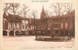 81* LISLE  SUR LE TARN  Place                     MA97,0299 - Lisle Sur Tarn