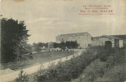 81* ST FERREOL   Hotel Viguier                     MA97,0300 - Frankrijk