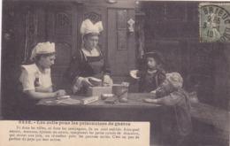 CPA 29 @ En Bretagne: Les Colis Pour Les Prisonniers De Guerre En 1918 WW1 - France