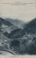 Carte Postale Ancienne Des Hautes-Alpes - Briançon - Le Pont D'Asfeld, Au Fond, Le Chaberton, Fort Italien - Briancon