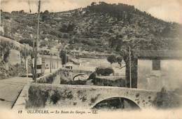 83* OLLIOULES  Rte Des Gorges                     MA97,0375 - Ollioules