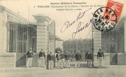 83* TOULON  Entree Depot                 MA97,0389 - Toulon