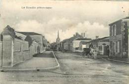 85* LUCON  Route Des Sables                     MA97,0641 - Lucon