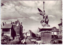 (44). Pontchateau. 8 N&B Place De La Mairie & 8 Scala Sanctua & Ecrite 1961 (1) - Pontchâteau