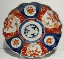 Assiette IMARI  Japonaise - Arte Asiatica