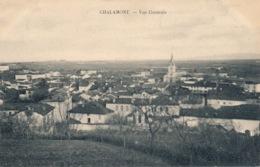I153 - 01 - CHALAMONT - Ain - Vue Générale - Montluel