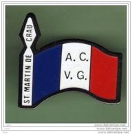 MILITAIRE *** SAINT MARTIN DE CRAU *** A.C.V.G. ? *** 2006 - Militaria